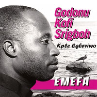 Godonu Kofi Srigboh's CD - Can we all get along